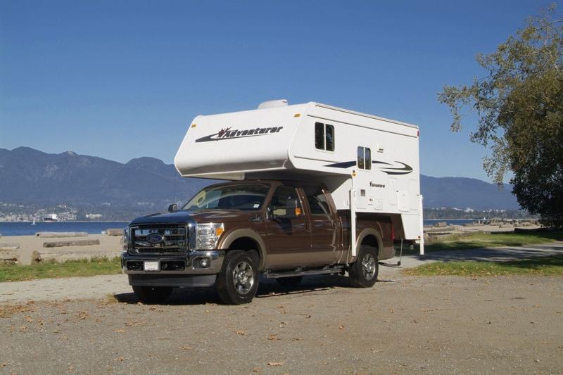 Short Box Camper Vancouver Island